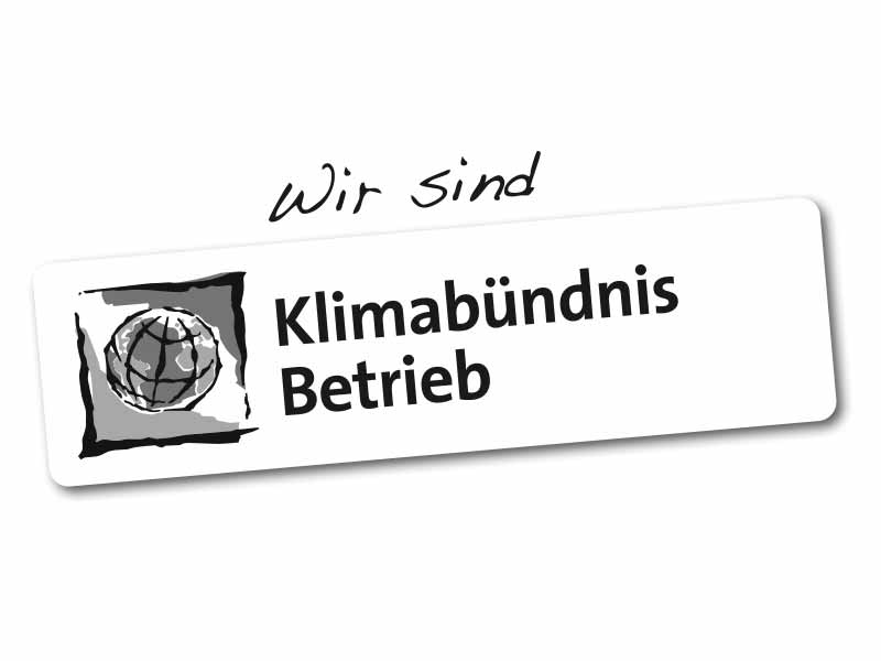 Klimabündnis-Betrieb doma