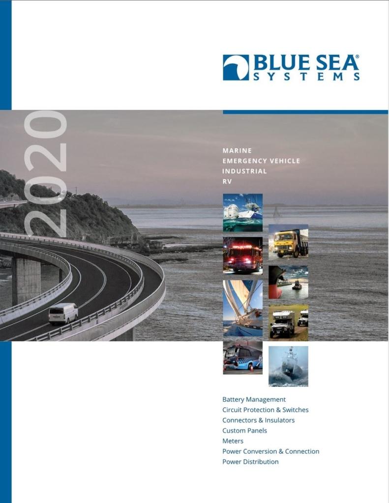 Blue Sea Katalog 2020