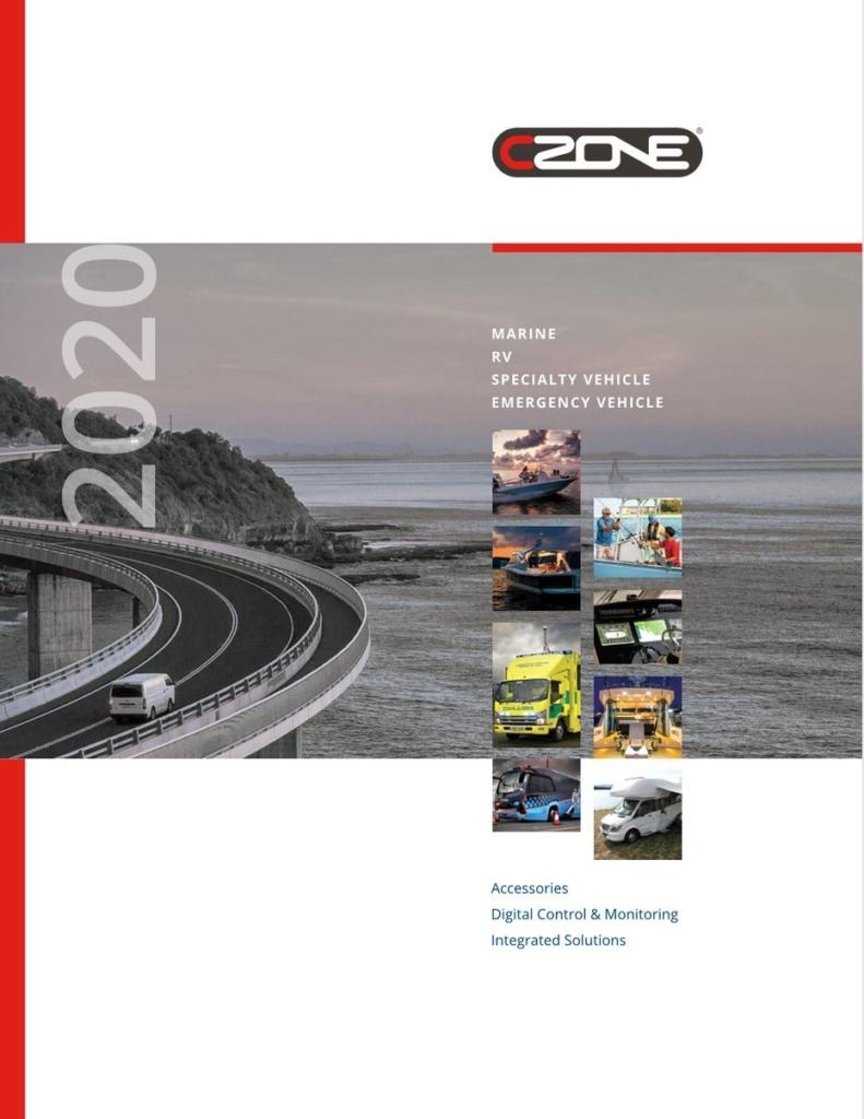 CZone Katalog 2020