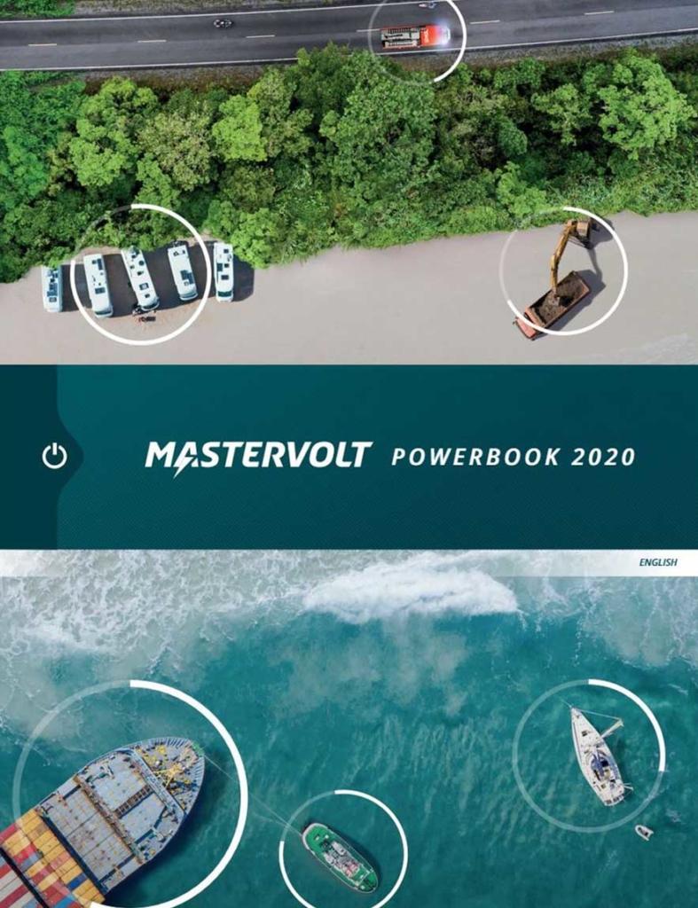 Mastervolt Powerbook 2020 Katalog