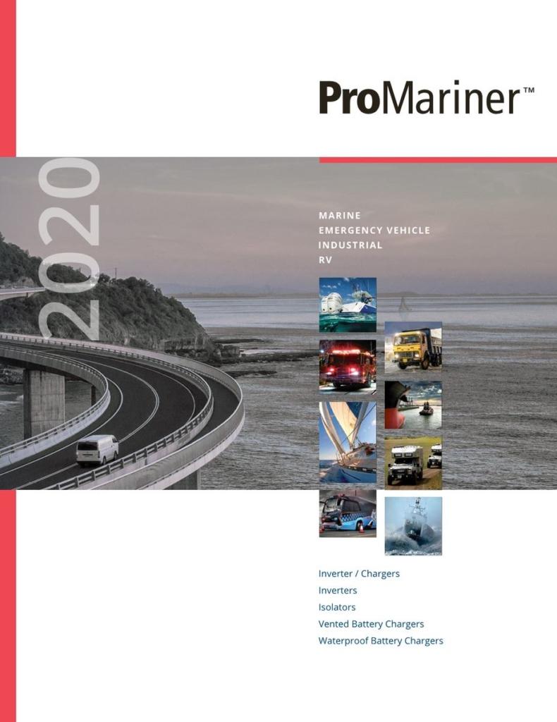 ProMariner Katalog 2020